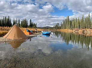 paxton lake gulkana river